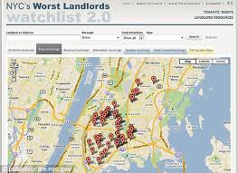 new york city worst landlords