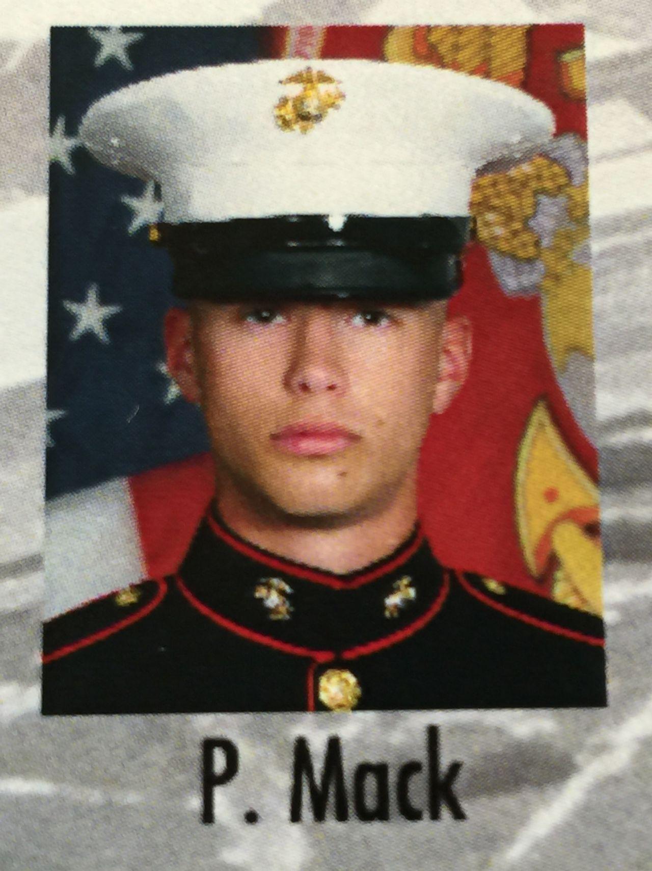 Patryk Mack United States Marine Corps