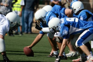 Returning to school after a foot fracture from a sport like football may be a challenge for your youngster.