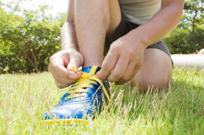 Sports can cause painful shin splints