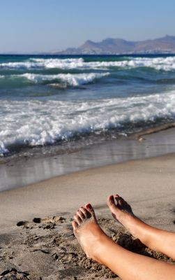 Watch for skin cancer on your feet