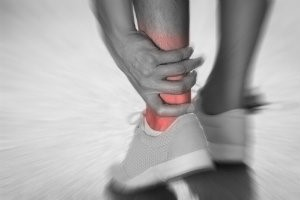 Pain in the Achilles tendon is never normal
