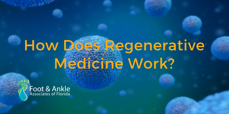 how does regenerative medicine work