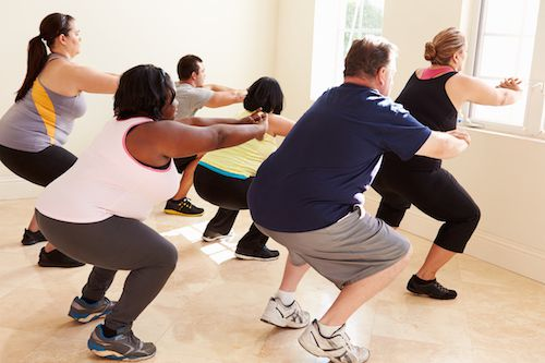 Getting in shape with diabetes