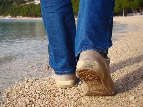 Find out if custom orthotics can help heel pain