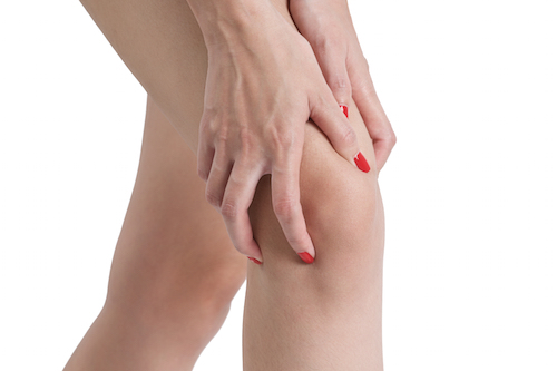 Learn about weight-related knee problems