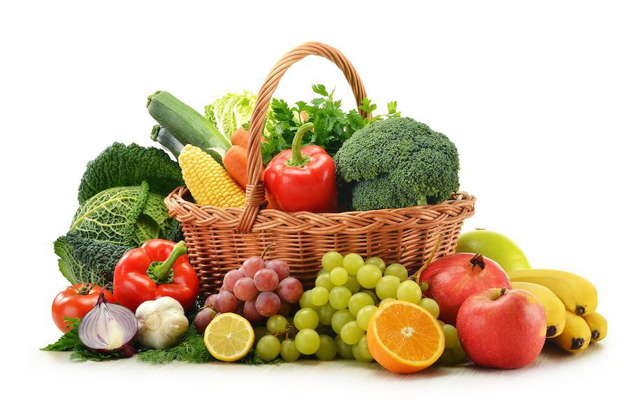 Diabetic-friendly fruits and veggies