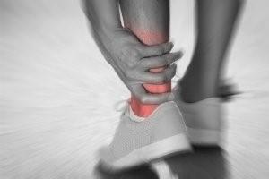 Chronic ankle pain