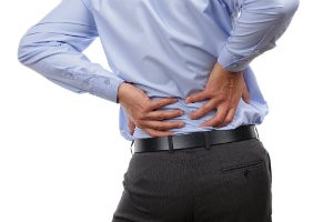 Back pain and orthotics