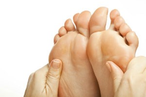 A podiatrist is a foot doctor