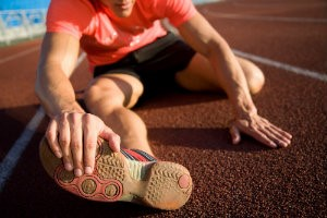 Common injuries in track and field