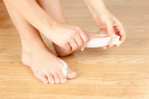 Stop bunion pain tips