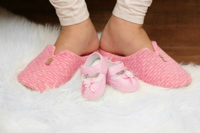 Pregnancy and your feet