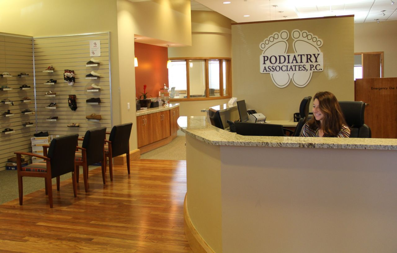 Podiatry Associates Front Desk