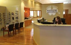 Podiatry Associates Front Desk