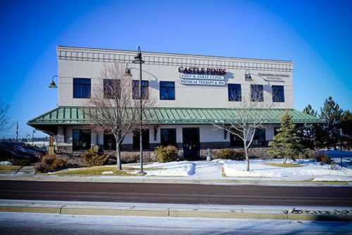 Castle Pines Colorado Foot Doctor