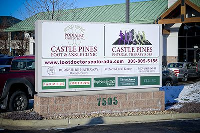 Castle Pines, CO Podiatrist