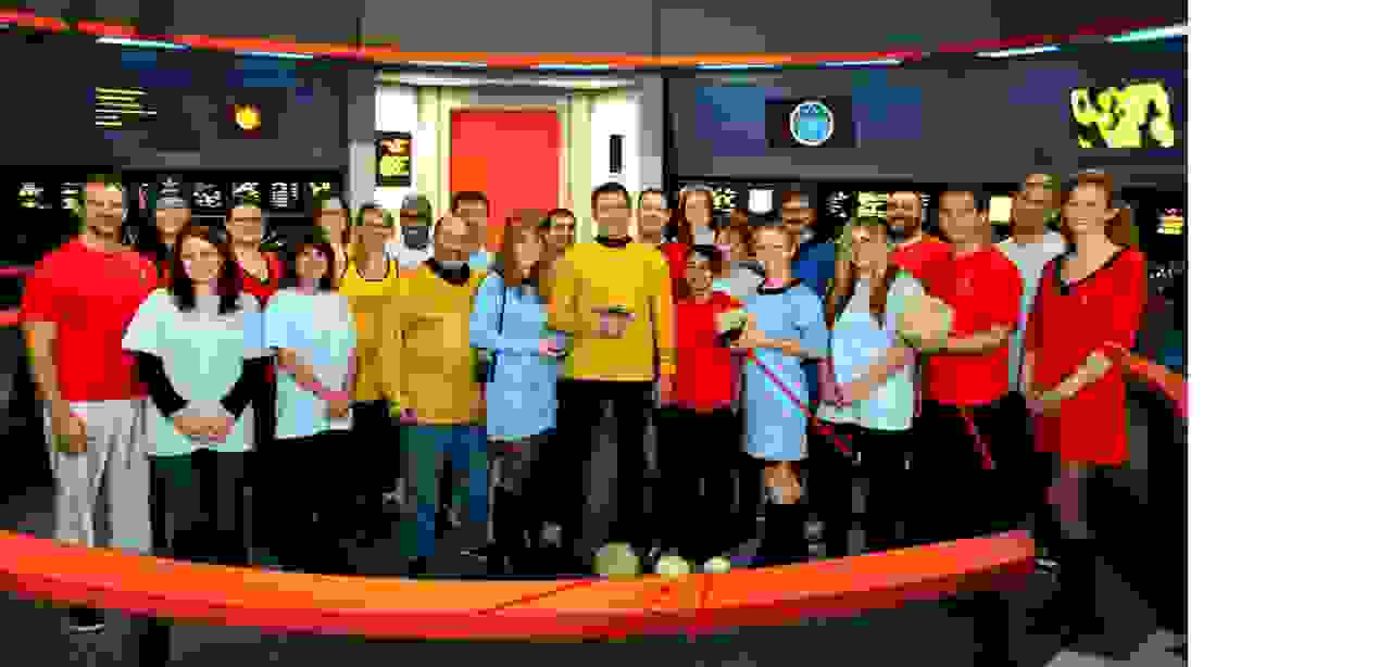 Foster Web Marketing Star Trek Halloween Costume