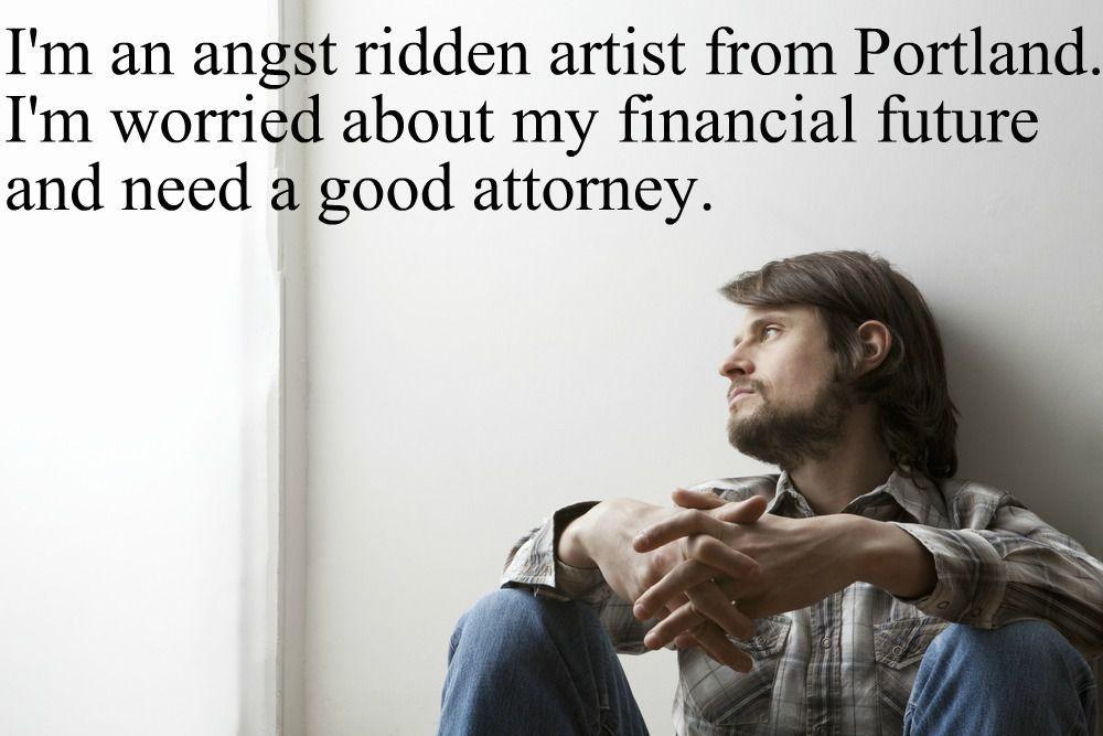 Artist Needs an Attorney