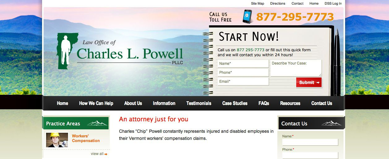 Vermont Injury Lawyer