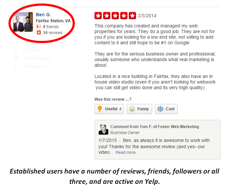 The Solution: To Generate Reviews From Established Users, Find Friends  Using Your Personal Yelp Profile. You Can Upload Your List Of Email  Contacts And Yelp ...