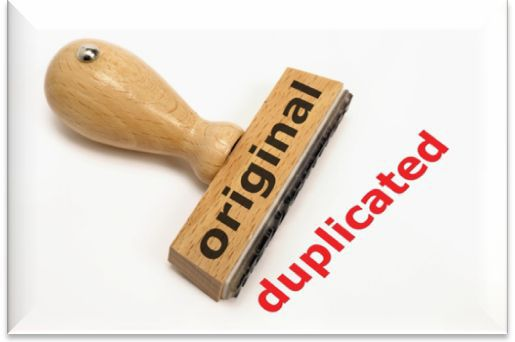 Duplicated Online Reviews
