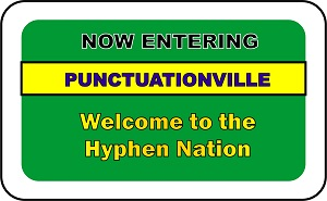 Hyphen Nation Sign