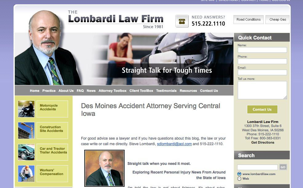 Lombardi Law Firm