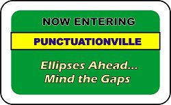 Ellipses Ahead…Mind the Gaps