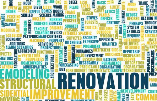 Renovation Words