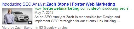 Introducing Zach Stone Search Result