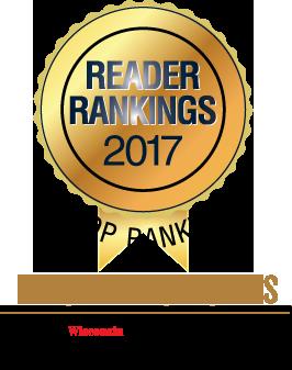 Reader's Rankings 2017 Best Web Designers