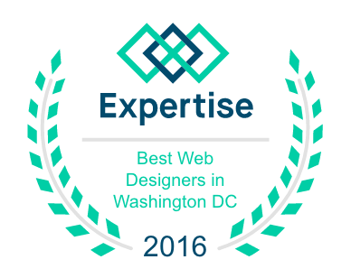 Best Website Design Company Washington DC Expertise Award