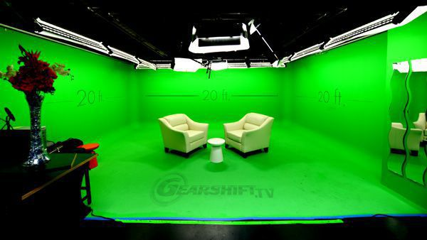 Gearshift's Fairfax Virginia Green Screen Video Studio