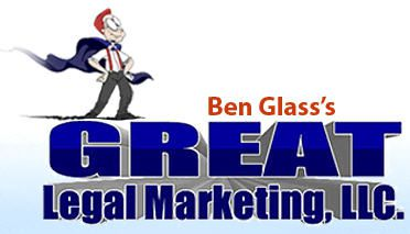 Great Legal Marketing's logo, an Foster Web Marketing Partner