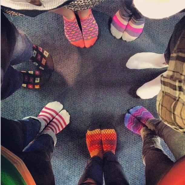 Socks for Socktober!