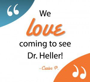 dr. heller patient testimonial