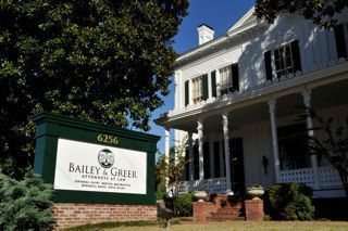Bailey & Greer 6256 Poplar Avenue, Memphis TN.  The memphis medical malpractice attorneys and Tennessee birth injury lawyers at Bailey & Greer provide excellent representation to their clients.