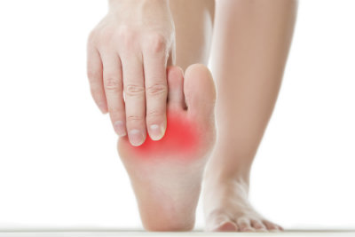 Types of foot and ankle pain