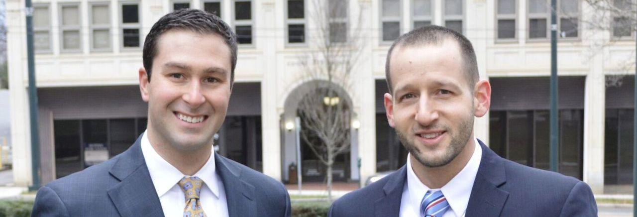 Howard Long and Todd Browning