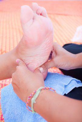 Healing Stress Fractures on Your Heels