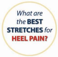 Plantar Fasciitis is the Most Common Cause of Heel Pain