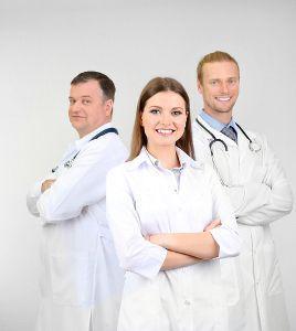 Three Medical Doctors