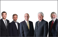The team of attorneys at team at DeLoach, Hofstra & Cavonis, P.A.