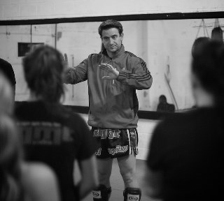 Muay Thai Kickboxing Training