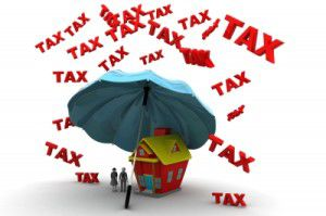 home protection from taxes
