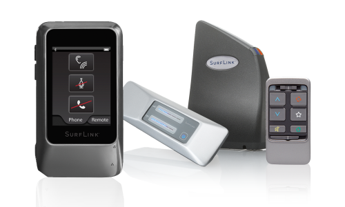 SurfLink Hearing Aid Connectivity Devices