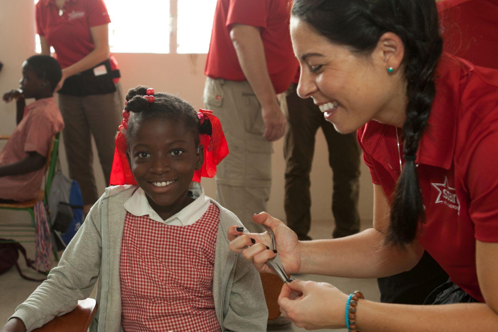 Stark Haiti Day 3