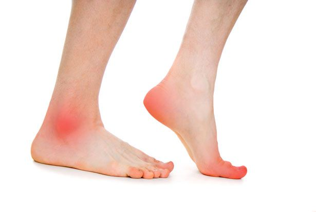 Foot pain? We can help