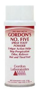 Gordon's No. Five